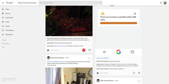 Screenshot 2019-03-31 Brian Francis Pretorius - Google+54