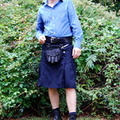511 Tactical Kilt, Navy