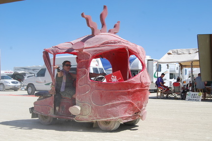 Small Art Car