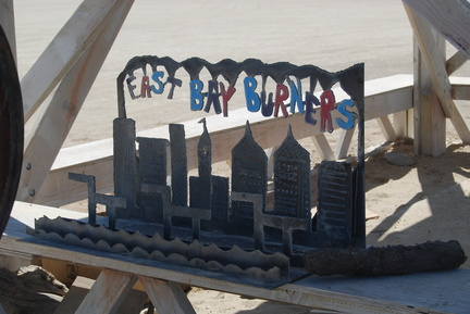 East Bay Burners CORE Project