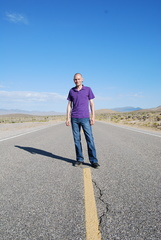 Brian on the ET Highway