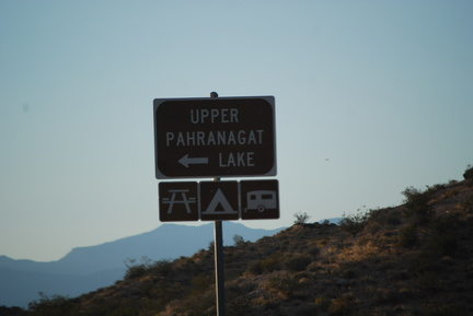 Upper Pahranagat Lake