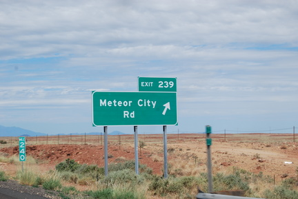 Meteor City Rd.
