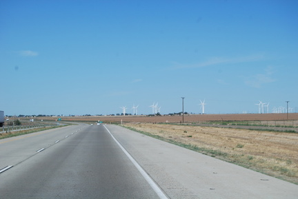 Texas Windfarm