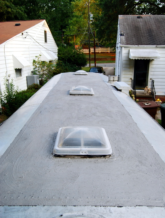 Roof Seal Job