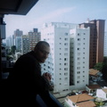 Brian on the Balcony