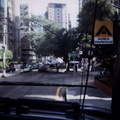 Driving Through Sao Paulo