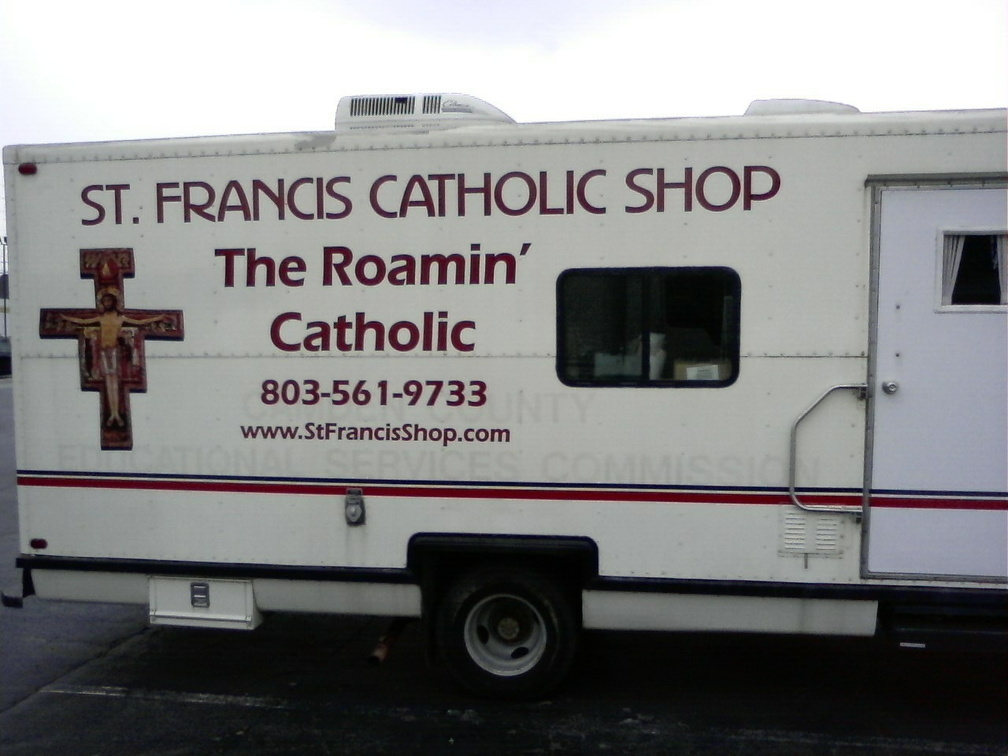 The Roamin' Catholic
