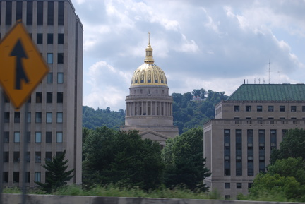 West Virginia Capital Building