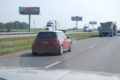 Passed By a Mini