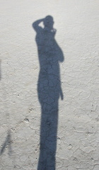 Shadow on the Playa