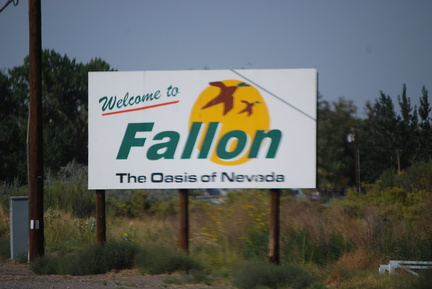 Welcome to Fallon