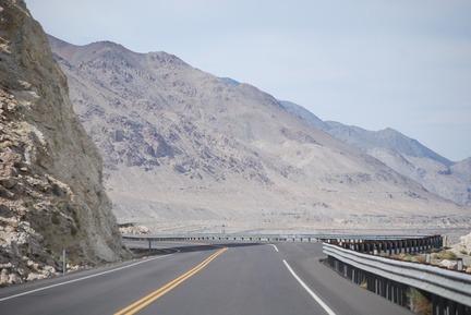Route 95 Around Walker Lake