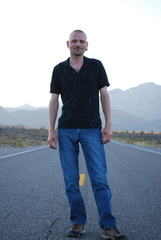 Brian on the Extraterrestrial Highway