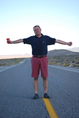 David on the Extraterrestrial Highway