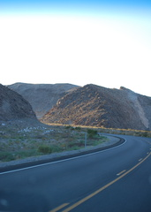 Route 93 in Nevada