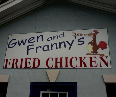Gwen and Franny's Soul Food
