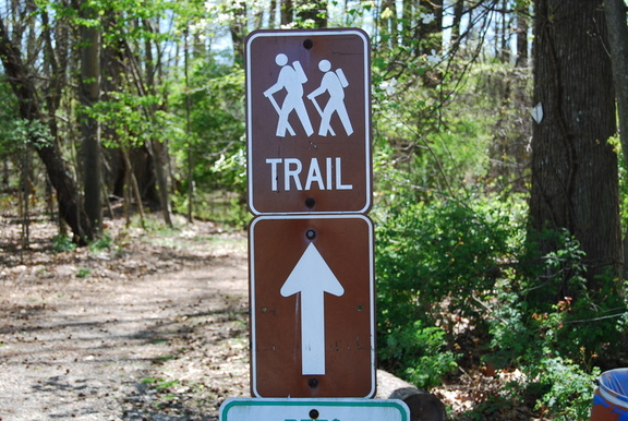 Beginning of Trail