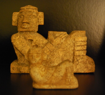More Pre-Columbian Artifacts -- 3/25/09