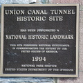 Union Canal -- Historic Site