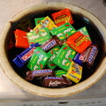 Leftover Candy