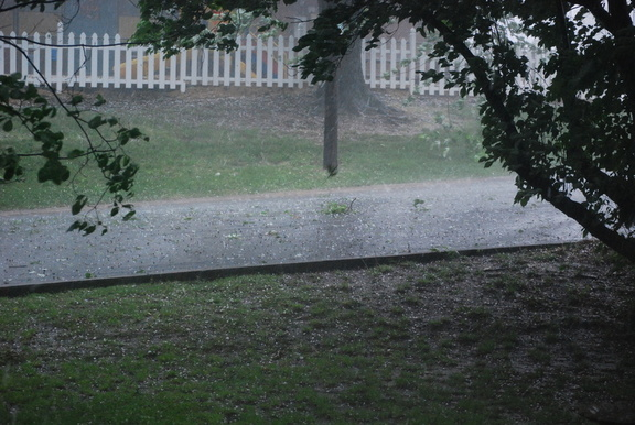 Rain, Hail and Wind