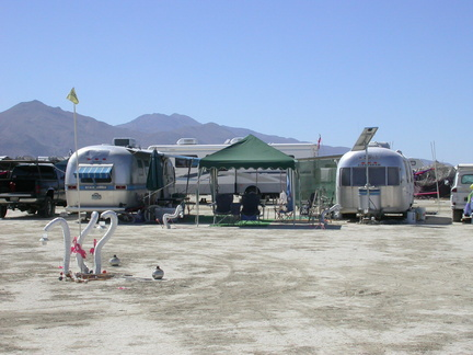 More Airstreams