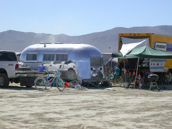 Chris' Airstream