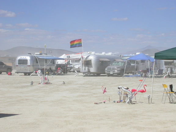 Airstream and Avion