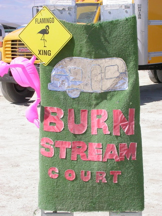 Burnstream Court