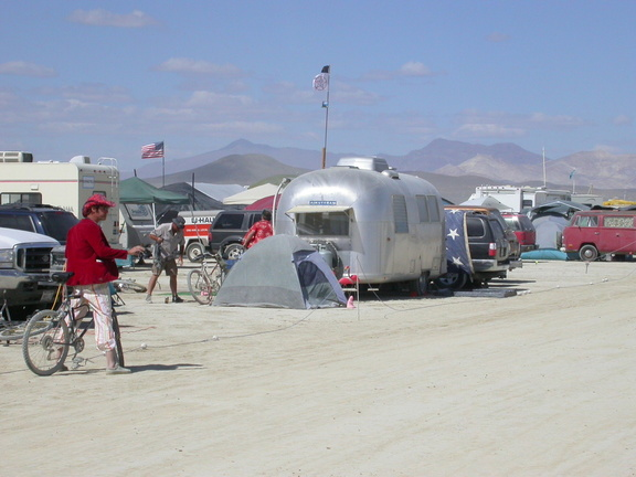 Nice Old Airstream