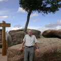 Brian, Tree and Rock
