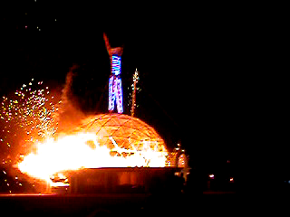 Burn Night at Burning Man 2004 (5)